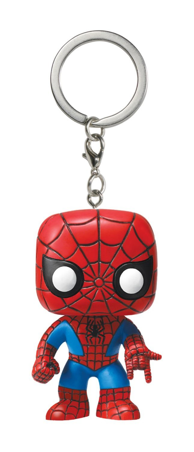 FUNKO POCKET POP! KEYCHAIN: MARVEL - SPIDER-MAN - Walmart.com