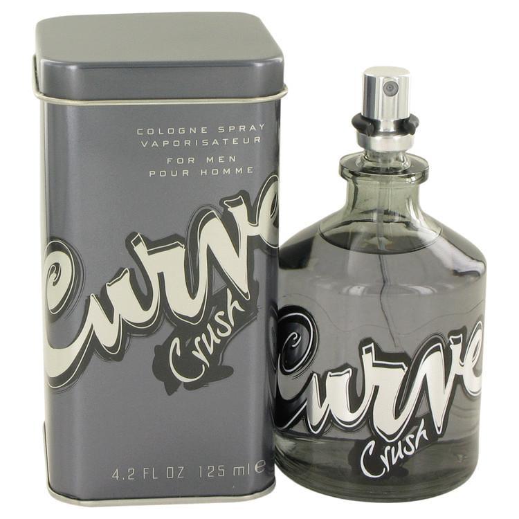 Curve Crush by Liz Claiborne Eau De Cologne Spray 4.2 oz for Men