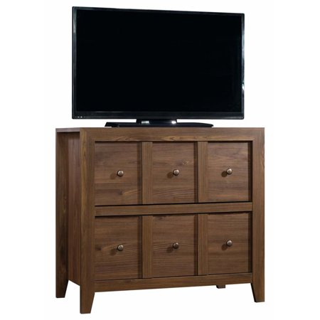 Sauder Dakota Pass Console with File for TVs up to 42