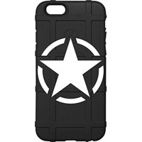 """LIMITED EDITION - Authentic Made in U.S.A. Magpul Industries Field Case for Apple iPhone 6/ iPhone 6s (Standard 4.7"""" Size) (FDE, Proud Army Dad Logo on ACU Background)"""