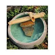 "Bamboo 3-Arm Fountain Kit, 18"""