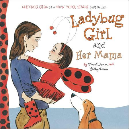 Ladybug Girl and Her Mama (Board Book)