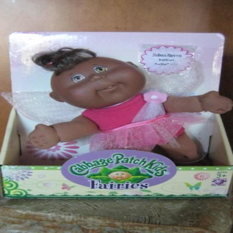 Cabbage Patch Kids Fairies African American by
