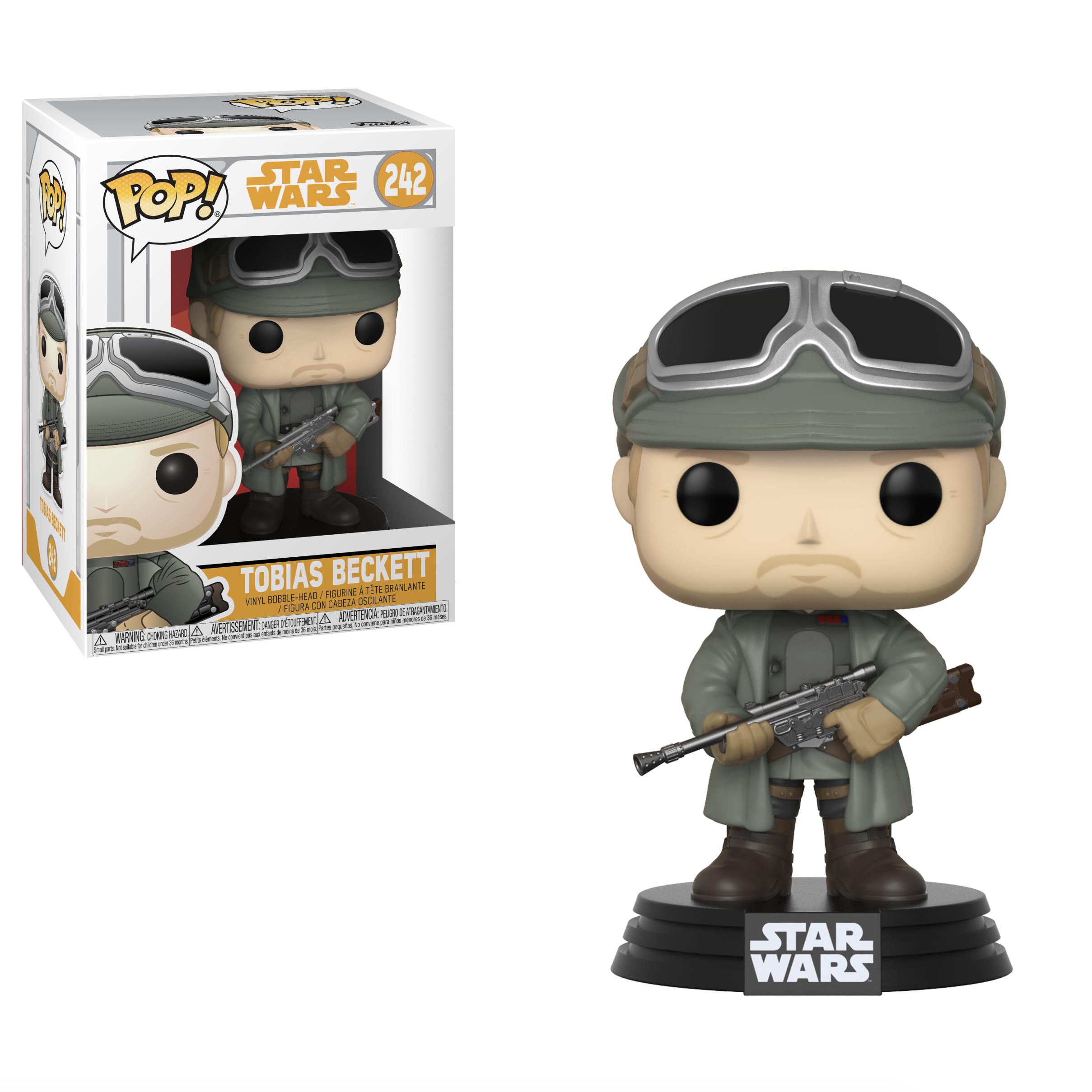 Funko Pop! Star Wars: Solo W1 - Tobias w/Goggles