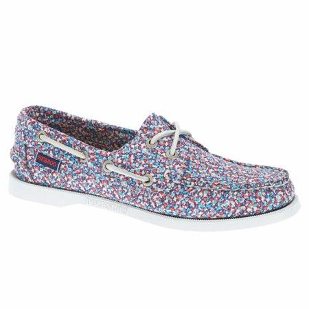 Docksides Saddle - Sebago® Women's  Docksides Boat Shoes Pepper Print 9 M