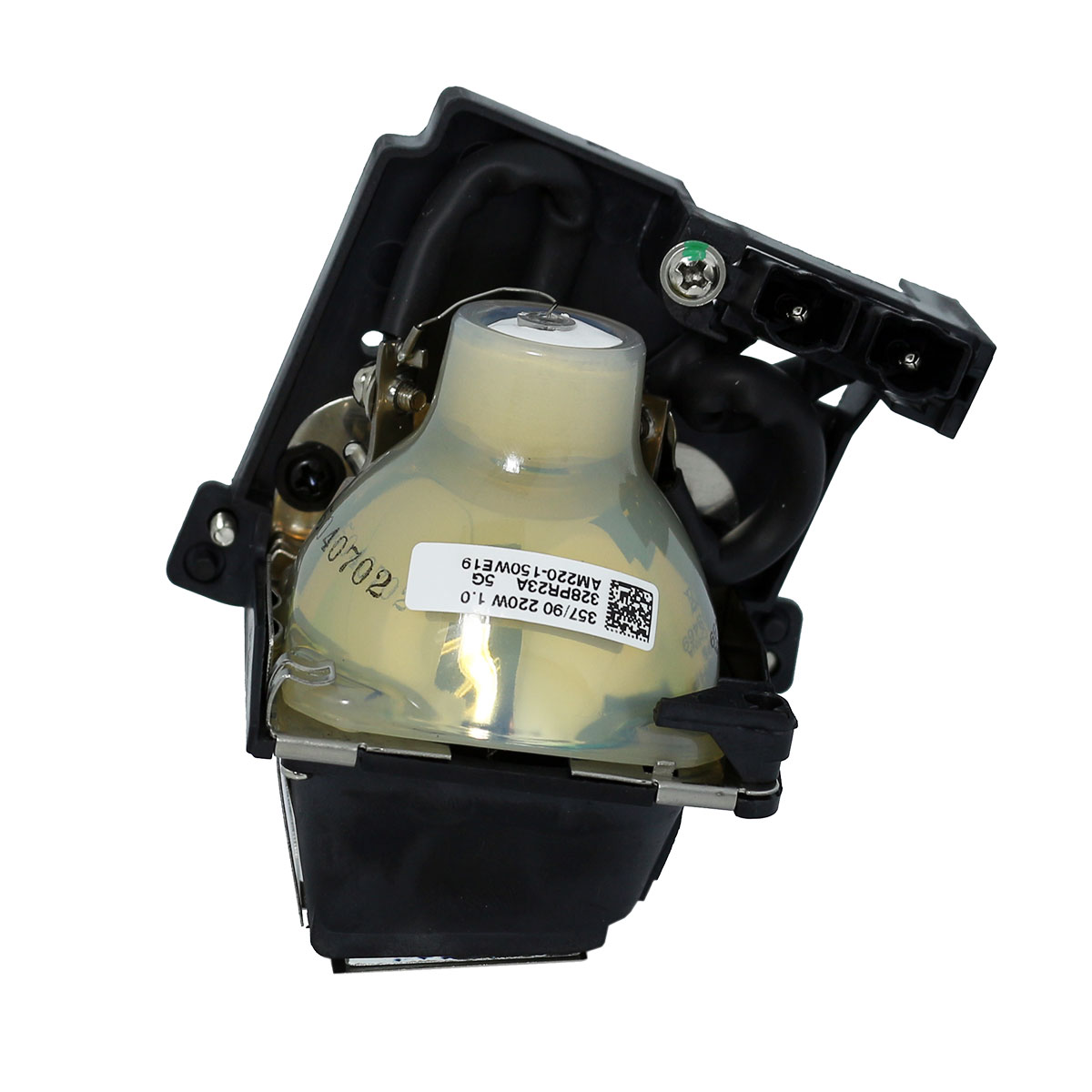 Original Philips Projector Lamp Replacement for Premier HE-S480 (Bulb Only) - image 4 de 5