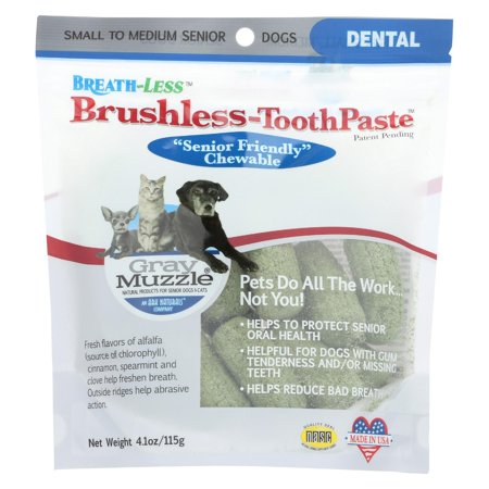 (Ark Naturals - Breath-less Brushless Toothpaste - 4.1 Oz)