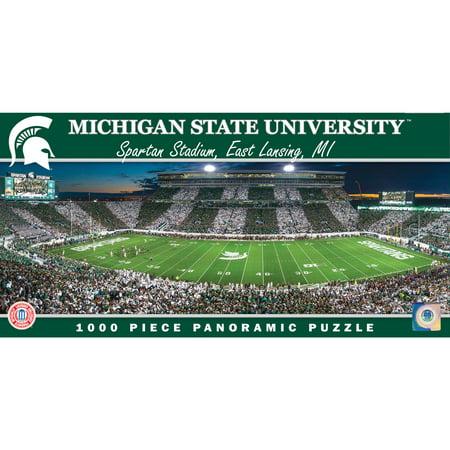 1000 Piece Stadium Panoramic Jigsaw Puzzle