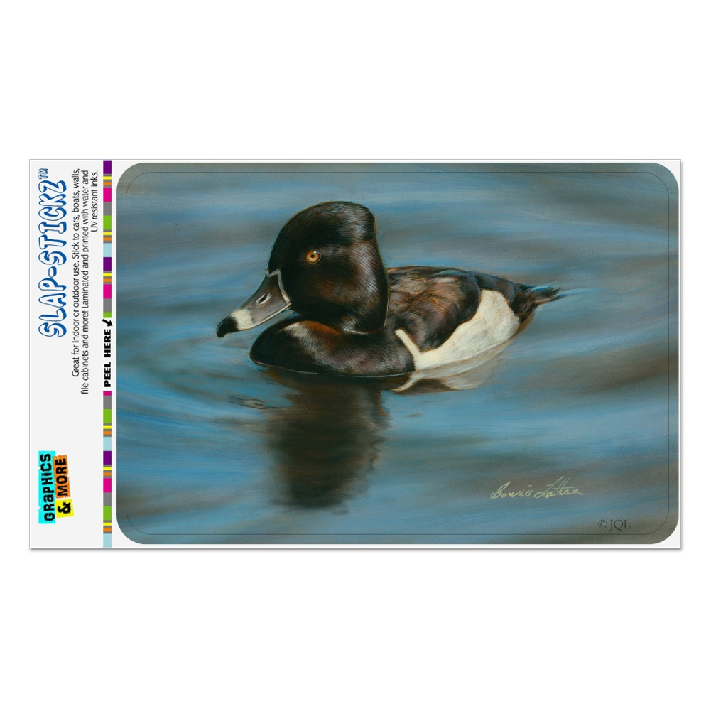 Ring-Necked Duck Home Business Office Sign