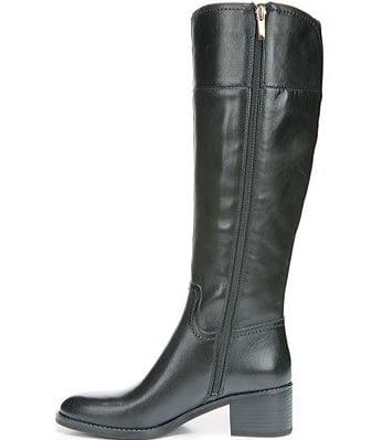 Franco Sarto Lizbeth Women US 11 Black Knee High Boot by Franco Sarto