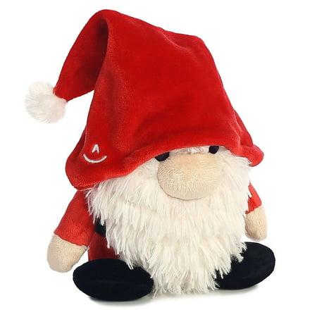 Tinklink Santa Gnomlin 7 inch - Christmas Stuffed Animal by Aurora Plush 09903](Christmas Stuff)