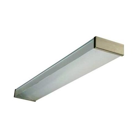 Lithonia Lighting NEW 2 32 120 RE BN 2 Light Linear Flush Mount Fluorescent Fixt Flush Mount Fluorescent Lighting