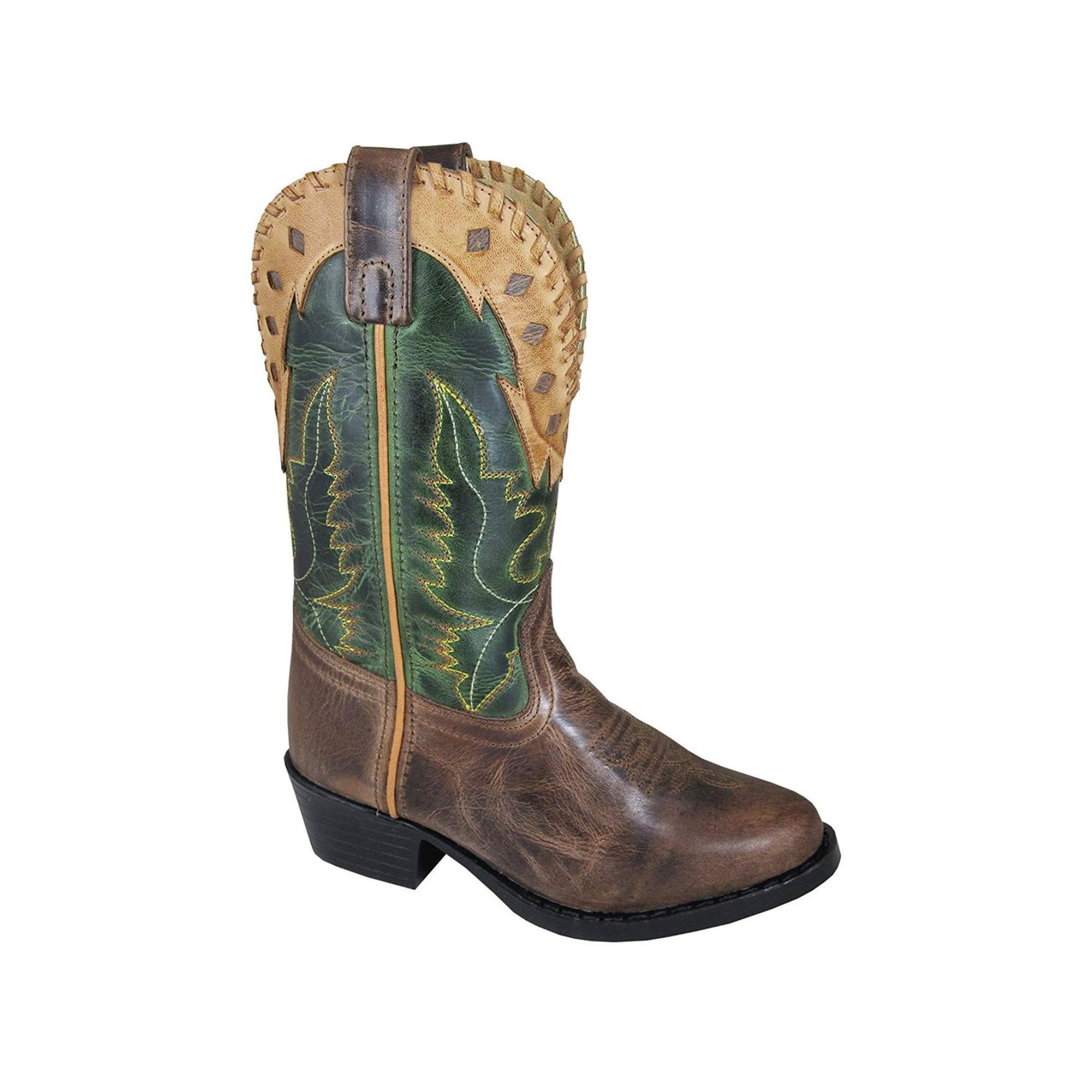 hot-selling real prevalent hot product Smoky Mountain Boys' Reno Western Boot Round Toe - 3607C ...