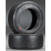 Hot Bodies 107976 Beams Tire Red Compound 1.9 48x80mm (2) Multi-Colored