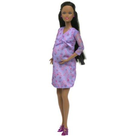 Happy Family Midge and Baby - (Midget Doll)