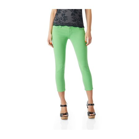 Aeropostale Juniors Colorful Cropped Jeggings 593 5/6X24 - Juniors - image 3 of 3