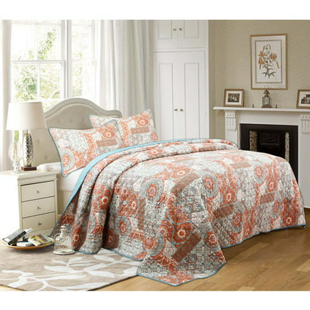 Better Homes And Gardens Global Patchwork Bedding Quilt
