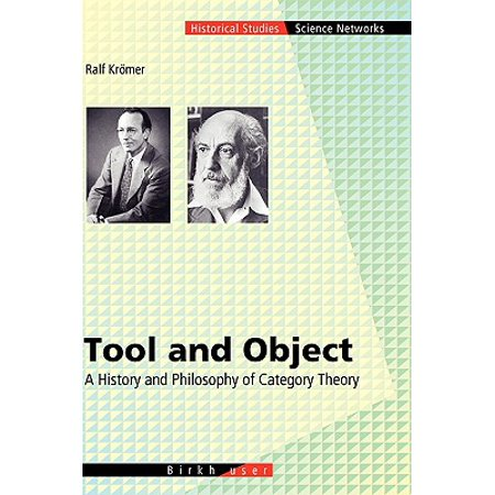 Tool and Object : A History and Philosophy of Category Theory Category theory is a general mathematical theory of structures and of structures of structures. It occupied a central position in contemporary mathematics as well as computer science. This book describes the history of category theory whereby illuminating its symbiotic relationship to algebraic topology, homological algebra, algebraic geometry and mathematical logic and elaboratively develops the connections with the epistemological significance.
