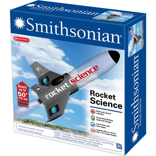 Smithsonian Rocket Science Kit