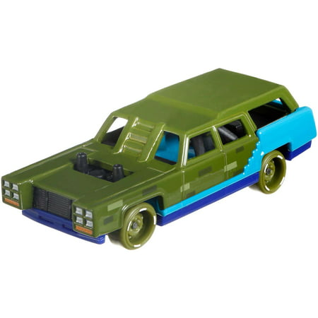 Hot Wheels Minecraft Zombie Vehicle