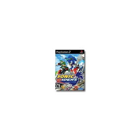 Sonic Riders (PlayStation 2) (Sonic 2)