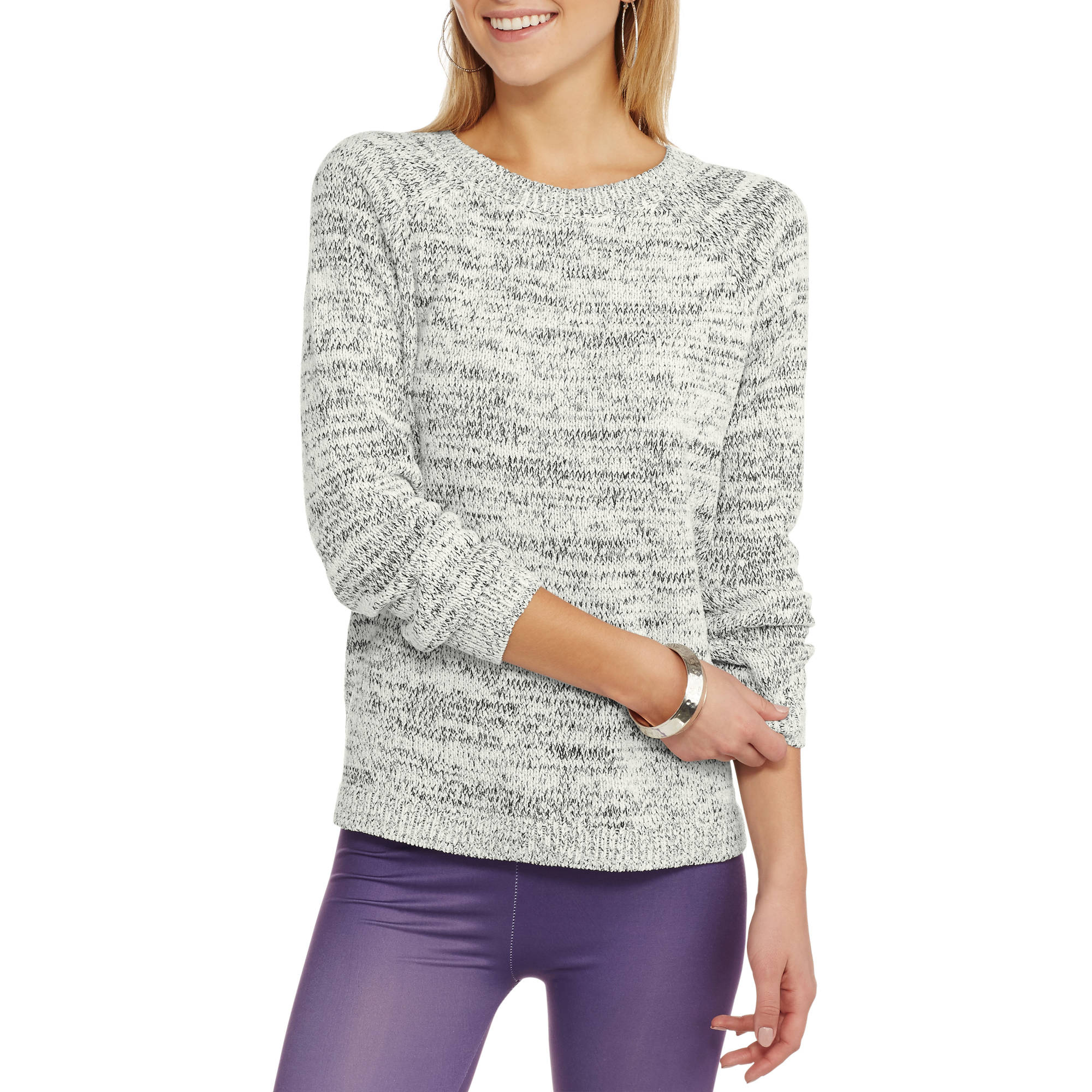 Faded Glory Women's Chenille Pullover Sweater