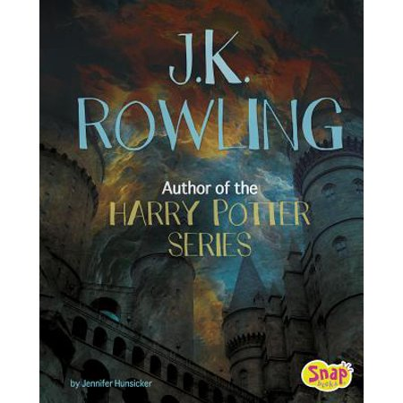 J.K. Rowling : Author of the Harry Potter Series