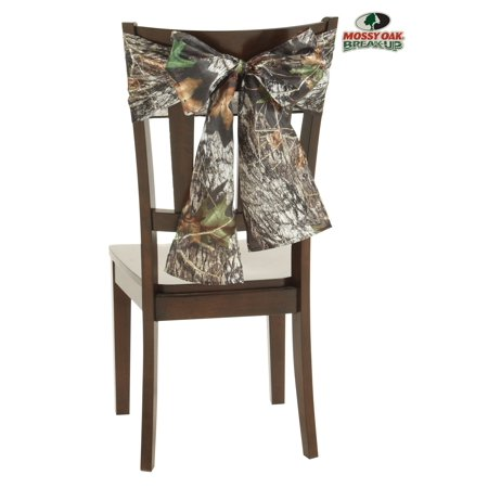 Mossy Oak Camo Chair Tie](Hunting Costumes)