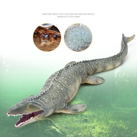 Dinosaur World Real Feel Colossal Mosasaurus Figure Fallen Kingdom Toy for 2019 hotsales (The Best Toy In The World 2019)