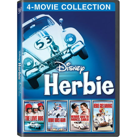 Herbie: 4-Movie Collection (DVD)