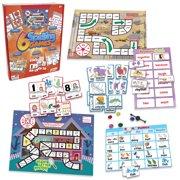 Junior Learning® 6 Spelling Games