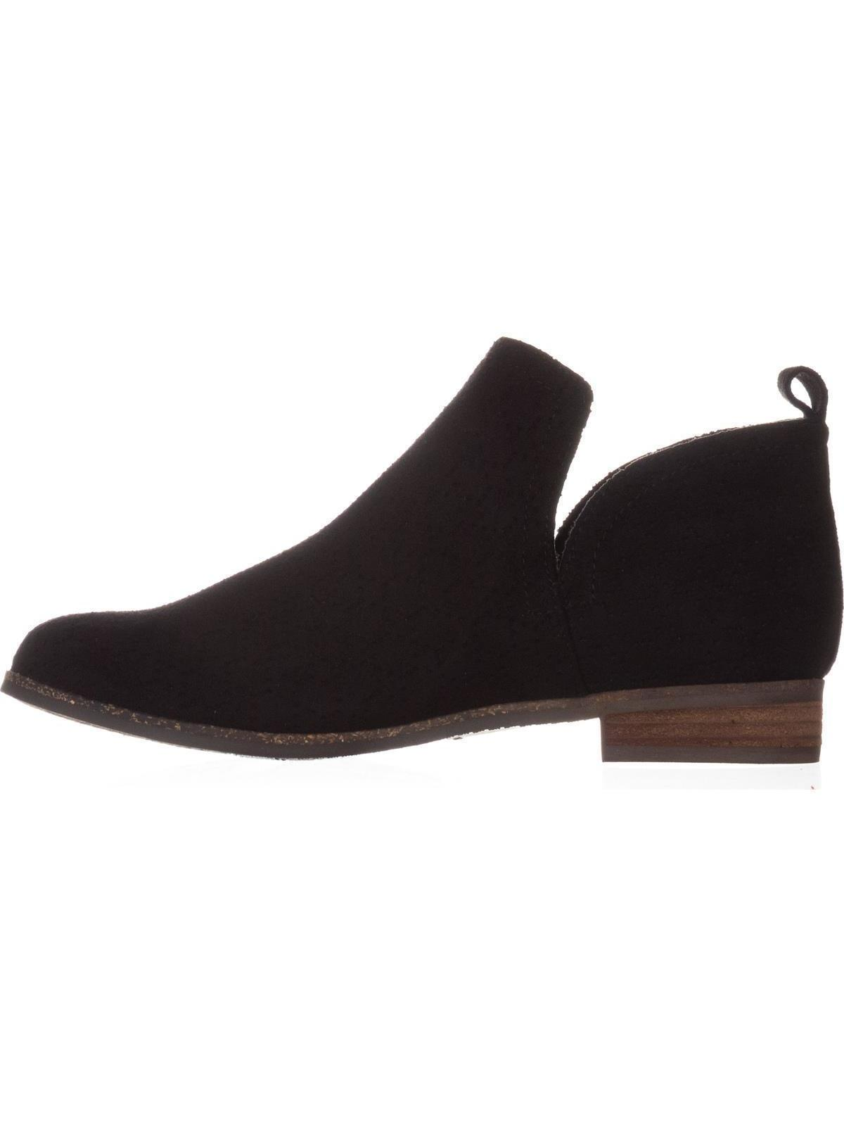 0532ac6fd3bb Dr. Scholl s Rate Flat Ankle Boots