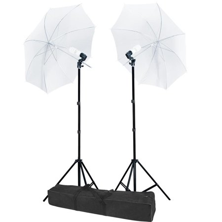 Studio Lighting Umbrella Light - 2x  33