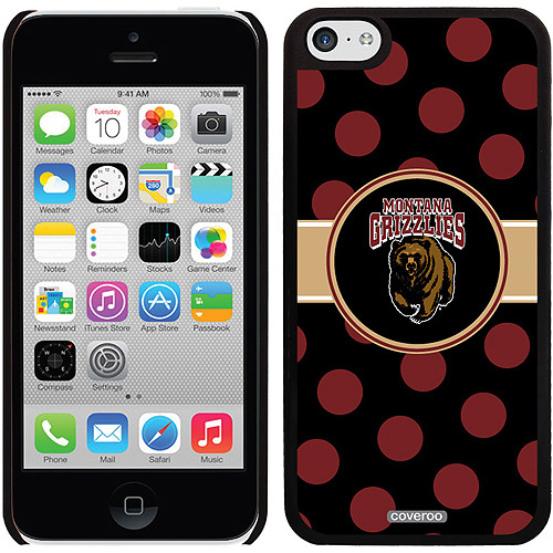 Montana Polka Dots Design on iPhone 5c Thinshield Snap-On Case by Coveroo