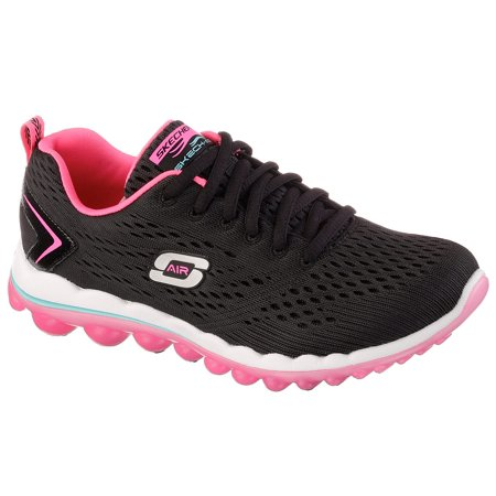 Custom Air Jordan Shoes - Skechers Women Skech Air Run High Sneaker Shoe