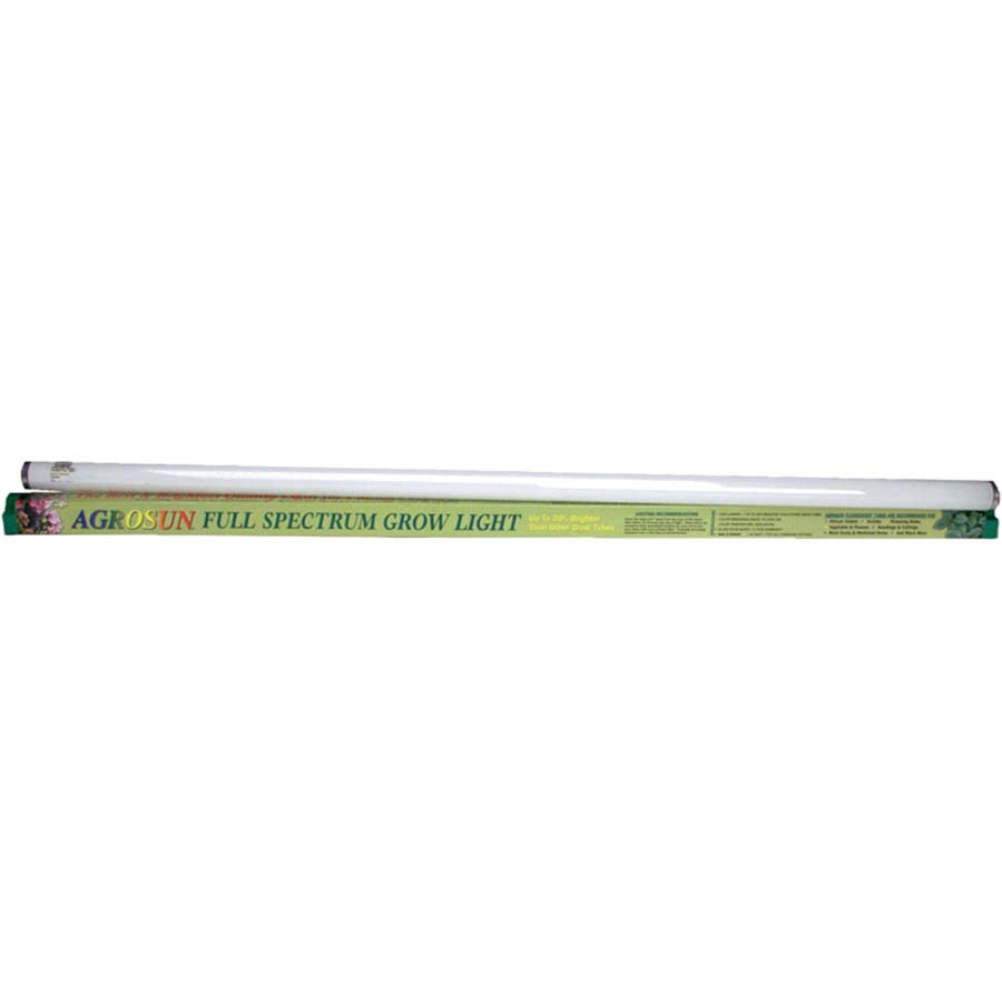 "Image of Agrosun 48"" T12 Fluor Tube Case of 6"