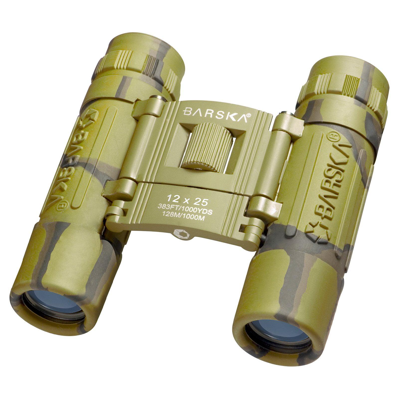 Barska 12x25 Lucid View Binoculars