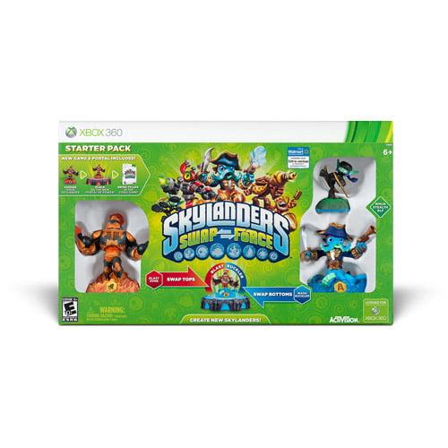 Skylanders Swap Force Starter Pack (Xbox 360) Wal-Mart Exclusive