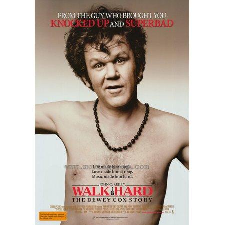 Walk Hard  The Dewey Cox Story Poster Movie E  27X40