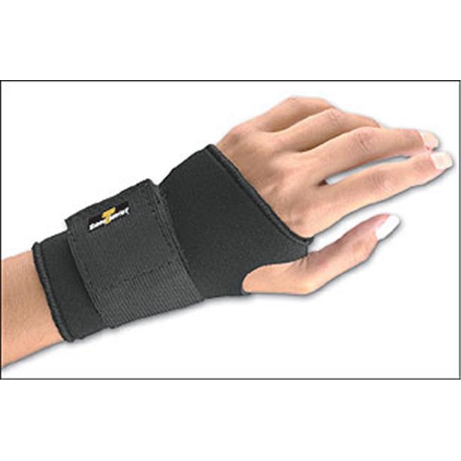 FLA Orthopedics 71-410UNBLK Safe - T - Wrist Lite Wrist Support Black Universal - image 1 of 1