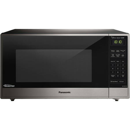 Panasonic 1 6 Cu Ft Microwave Oven With Inverter