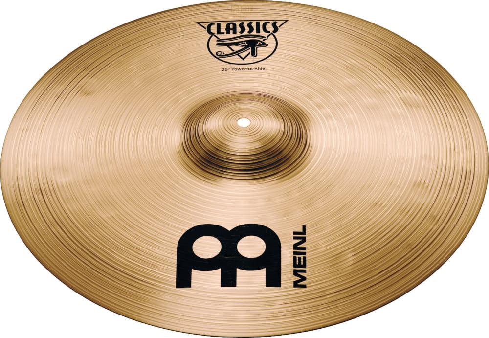 Meinl Classics Powerful Ride Cymbal 20 in. by Meinl