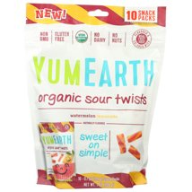 Gummy Candies: YumEarth Sour Twists