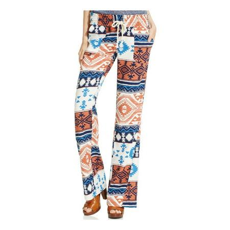 - Roxy Womens Oceanside Printed Casual Lounge Pants