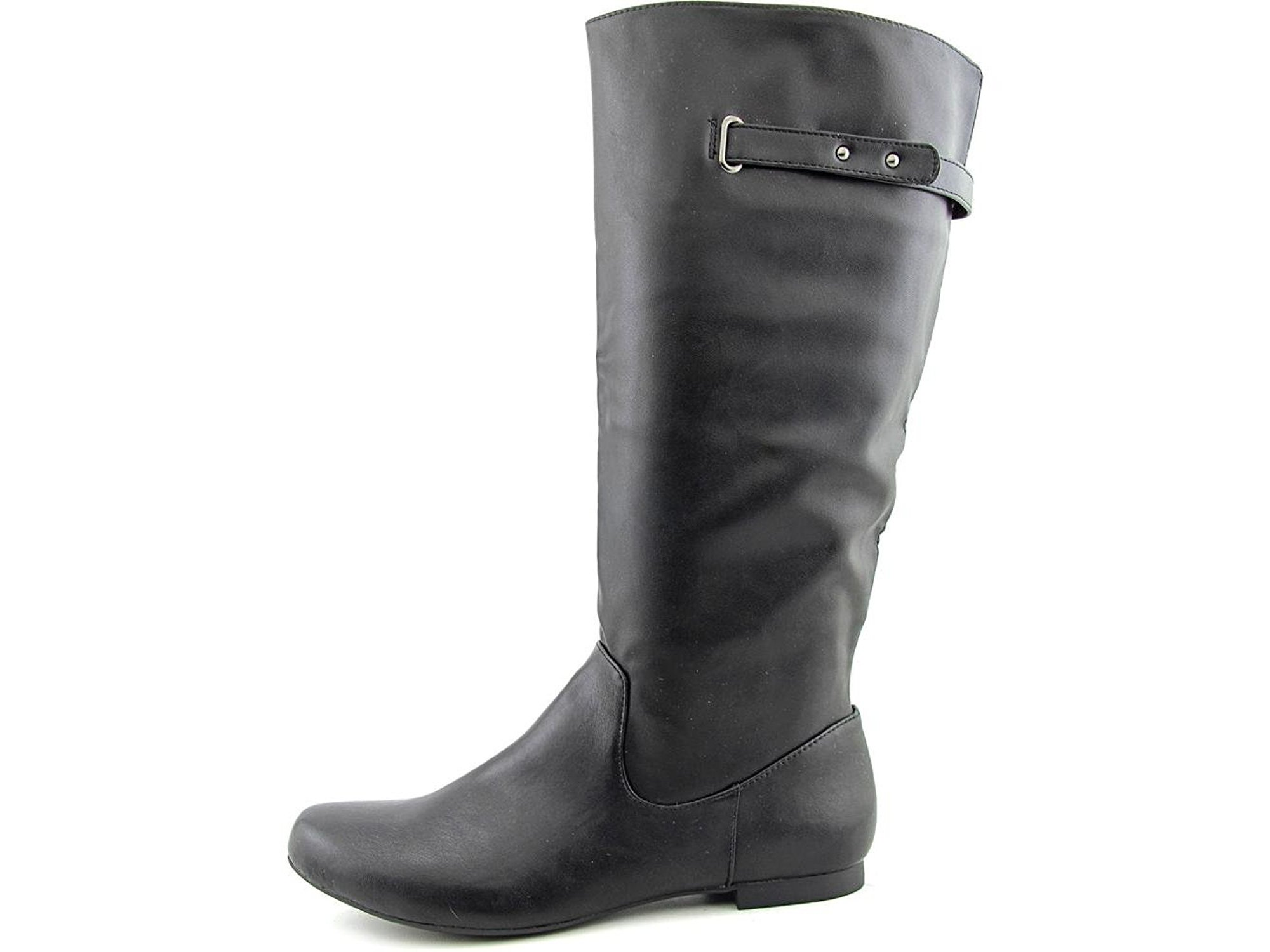 Style & Co. Womens mabbel WC Closed Toe Mid-Calf Riding Boots
