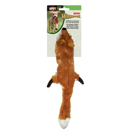"""SPOT Plush Skinneeez Fox Dog Toy 20"""""""