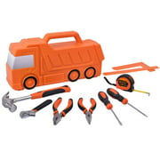 Tactix Kid's Truck 10-Piece Tool Kit
