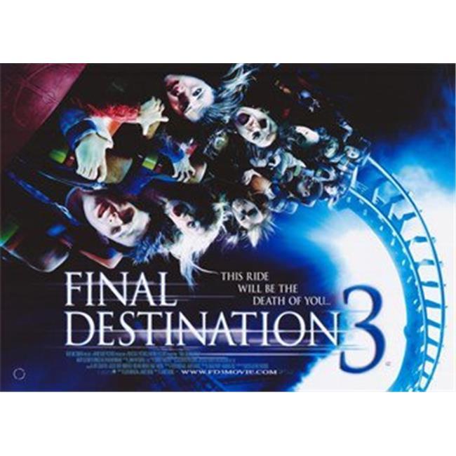Posterazzi MOV352766 Final Destination 3 - Style B Movie Poster - 17 x 11 in. - image 1 de 1