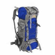 Akoyovwerve Free Knight SA008 60L Outdoor Waterproof Hiking Camping Backpack Blue