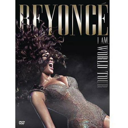 I Am    World Tour  Deluxe Edition   Cd Dvd